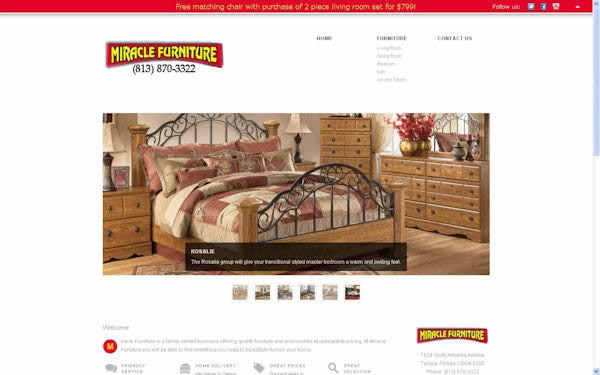 Miracle Furniture Tampa