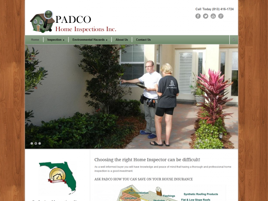 PADCO Home Inspections